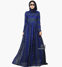 Muslim Women Dress Pictures Caftan Limited Adult Nylon Formal Lace Jilbabs And Abayas New Style Abaya