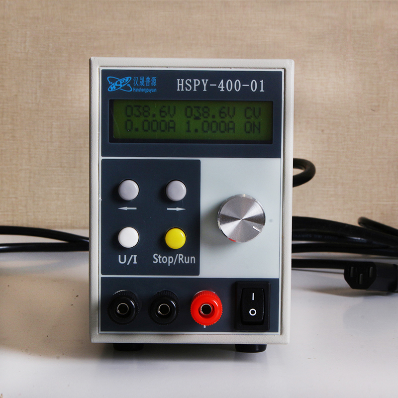 400W 4 digit DC power wupply,With output control switch Programmable DC power supply HSPY 400V 1A for Lab цены