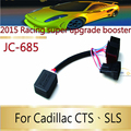 Strong Booster, Electronic Throttle Controller,JC-W-685, Dedicated for Cadillac CTS,SLS without screen free shipping