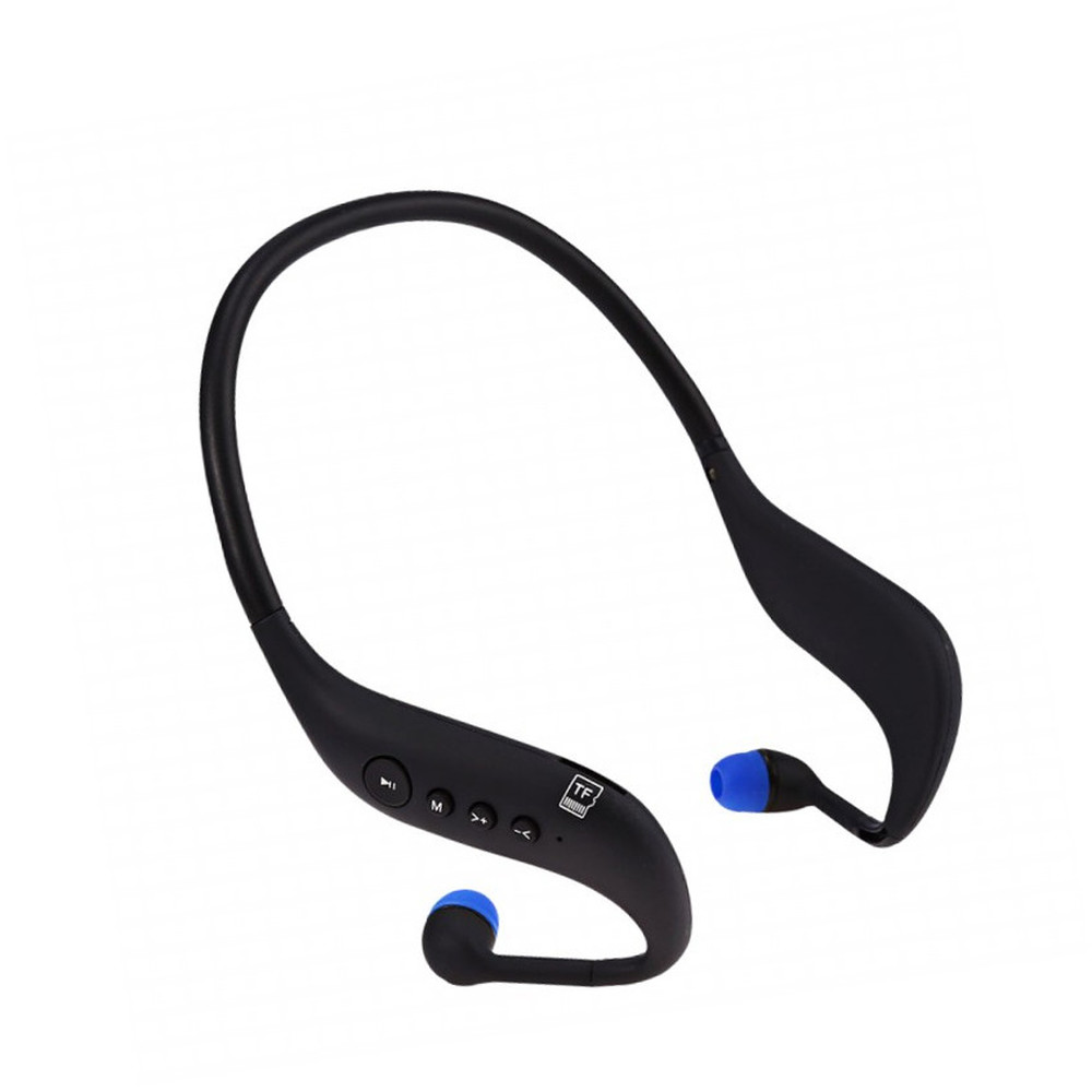 2018 New Xiomi Bluetooth Earphones Headphones Support Tf Card Mp3 Player Fm Radio Sweatproof Headsets Mic Wireless Neckband ks 509 mp3 player stereo headset headphones w tf card slot fm black