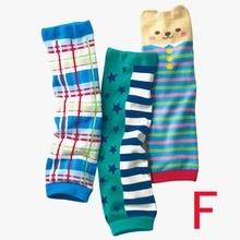 30 пара/лот Детские хлопковые гетры кронштейн для малышей гетры осень-зима От 0 до 1 года Мальчики и Девочки гетры