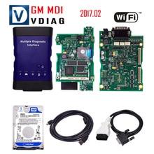 2016 neue ankunft Diagnose-tool für GM MDI scanner für gm mdi wifi mit hdd software Qualität Dhl-freies verschiffen