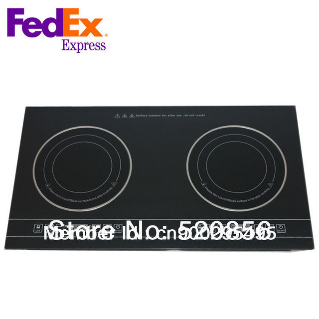 Hot Sell 2 Burners Induction Cooker Electric Cooktop Portable Or Built In  Induction Heater Good Price