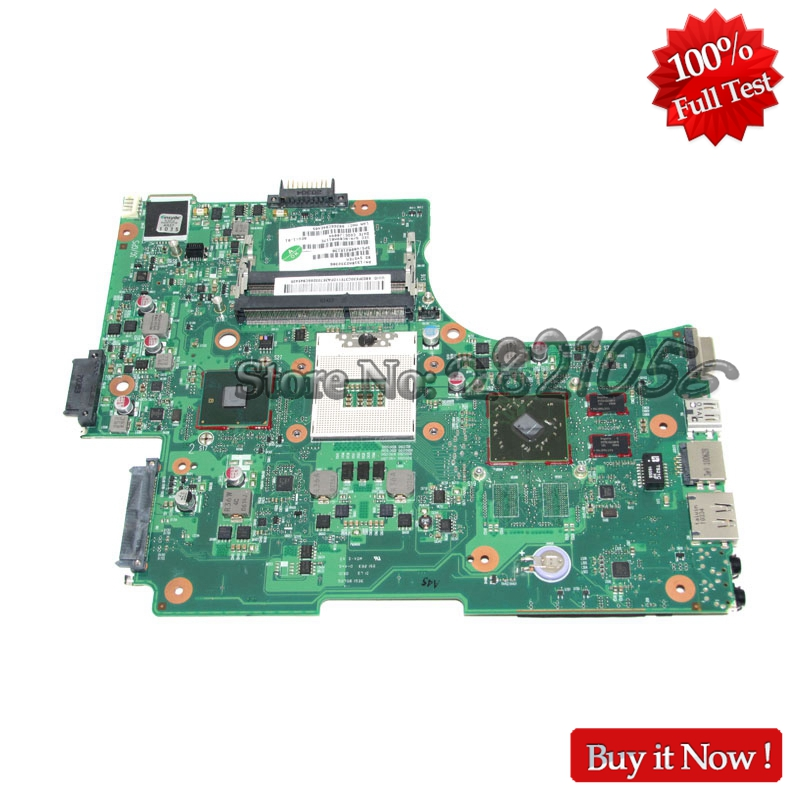 NOKOTION Laptop Motherboard For Toshiba Satellite L650 L655 MAIN BOARD V000218140 V000218130 HM55 DDR3 HD5470 GPU Free CPUNOKOTION Laptop Motherboard For Toshiba Satellite L650 L655 MAIN BOARD V000218140 V000218130 HM55 DDR3 HD5470 GPU Free CPU