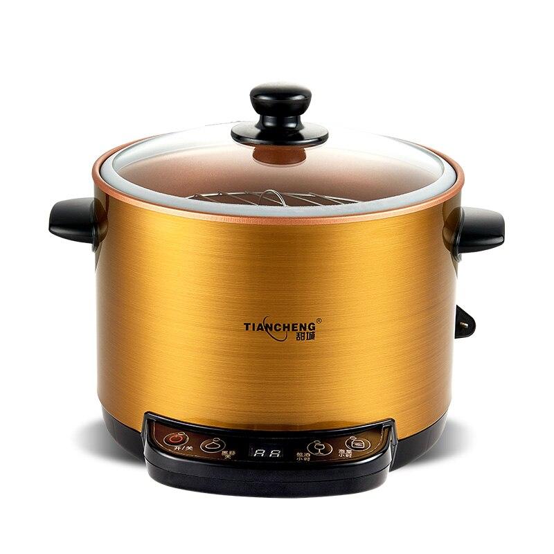 Fans 220 V Gären Schwarz Knoblauch Maschine Gesundheit Lebensmittel Maker Ferment Zymosis Knoblauch Maker Küchenmaschine Für Haushalt Küche Werkzeug