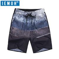 ONE SNOW Men Summer Coolmax Fashion Mens Shorts Casual Breathable Bermuda Masculina Beach Shorts Classic Shorts