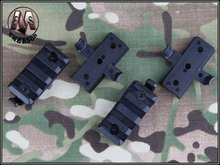 Emerson Tactical Helmet accessories rail clamp rack black