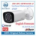 New Original POE Dahua IP Camera DH-IPC-HFW4431R-Z Varifocal Motorized Lens 4MP Cctv Camera Englsih Firmware IPC-HFW4431R-Z