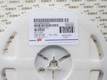 500pcs 8.2NF 0402 quality ceramic capacitor 0402 Ceramic capacitor 8.2NF (822K) 50V 10% capacitor smd 0402