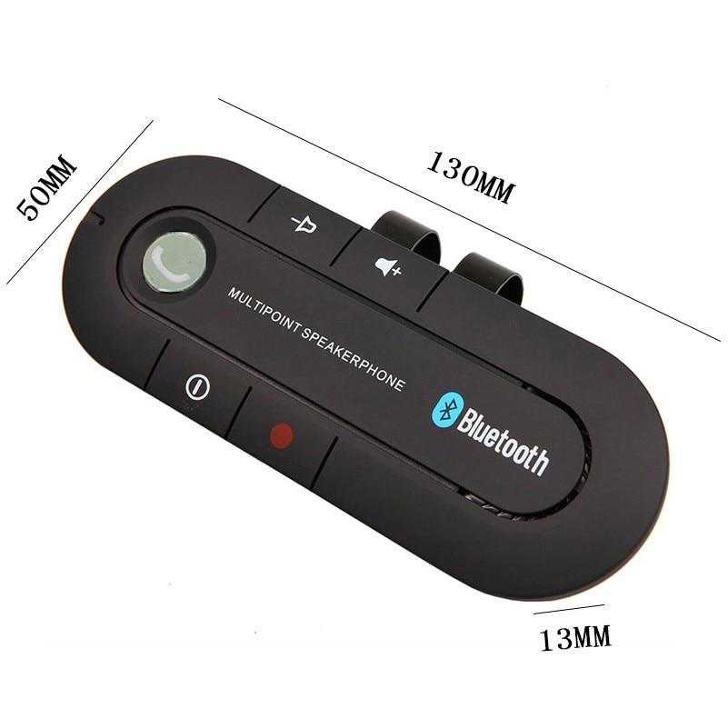 Bluetooth Handsfree автомобиль жинағы - Портативті аудио және бейне - фото 4