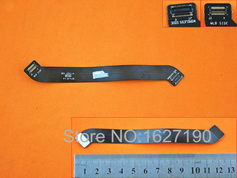 New Original LCD LED Video Flex Cable For Apple MacBook Pro A1286 MC721 723 MD318 Wifi Wlan Cable P N 821 1311 A in Computer Cables Connectors from Computer Office