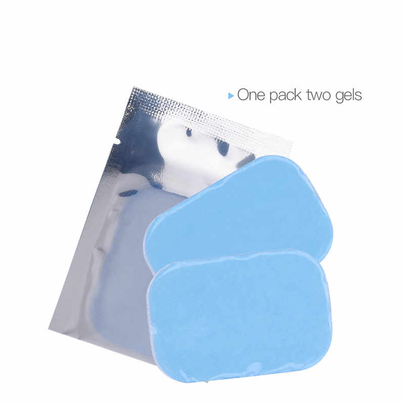 UK Training Device Hydrogel Abdominal Gel Stickers Exercise Patch Replacement