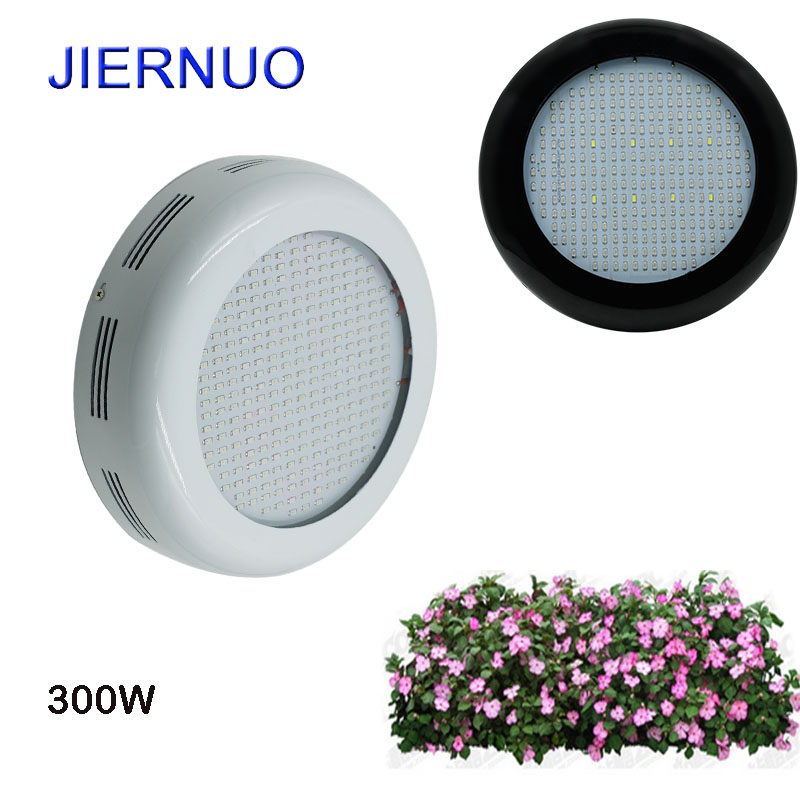 300W Grow LED Light UFO Full Spectrum 277leds SMD5730 plant grow lamp for hydroponics system aquarium grow tent flowering led light red blue 135w ufo led grow light plant lamp smd 660nm 460nm grow hydroponic system tent lamp
