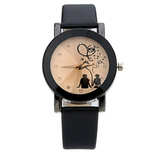 Fashion Brand Lovers Watch Women Men Female Clock Quartz-watch Cartoon Watch Montre Femme Relogio Feminino