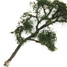 Modell Sycamore Baum Eisenbahn Straße Park Garten Diorama Szene 1: 150 N Layout-9 cm