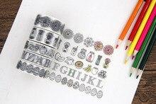 Получить скидку 5x Китай японская декоративная лента оптом, Декоративные DIY рисовая бумага ленты красочный скотчем для канцелярских принадлежностей