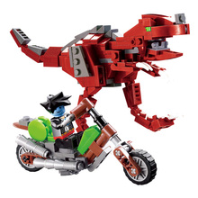 Dinosaurs Catcher Star Wars Building Blocks Set Toys Model Bricks Enlighten Jouets Pour Enfants Jurassic World For Child