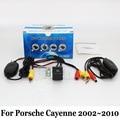 Для Porsche Cayenne 9 PA/9 P A/955 957 958 2002 ~ 2010/проводной Или Беспроводной HD Широкоугольный Объектив CCD Ночного Видения Камеры Заднего вида