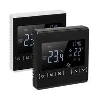 ЖК-термостат электрическая напольная система нагрева воды терморегулятор температурный измерительный инструмент