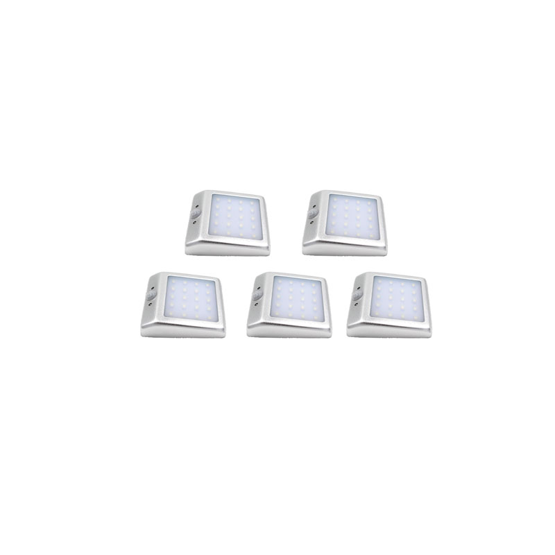 ФОТО 5PCS/LOT  rechargable  led  lithium battery led cabinet light ,night light with Motion sensor