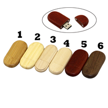 Wholesale wooden pen drive external storage usb pendrive 4GB 8g 16g 32g 64g usb flash drive Flash Card