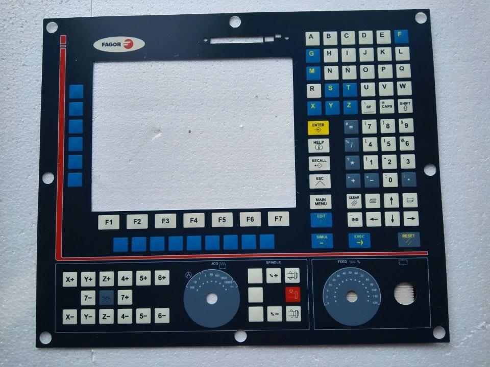 8055i B M 8055i A M Membrane Keypad for HMI Panel repair do it yourself New