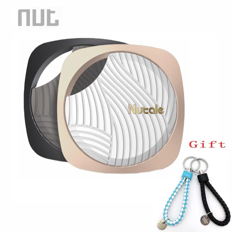 Умный мини-брелок NUT F9 Focus, Bluetooth-трекер для поиска ключей, напоминания о потере, кошелька, телефона, сигнализации
