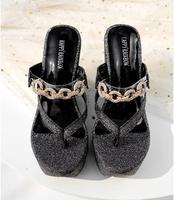 zapatos de mujer shoes woman slippers high heels sandals sapato feminino women 2019 buty damskie pantuflas teenslippers platform