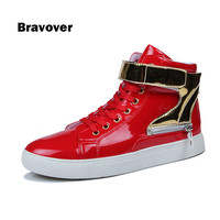 Fashion New Style Men Casual Shoes High Quality Men Hip Hop Shoes Luxury Brand Men Shoes
