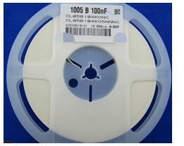 10000pcs lot 100nF 0402 SMD SMT Chip Capacitor C0402 100nF 16V CL05B104KONC
