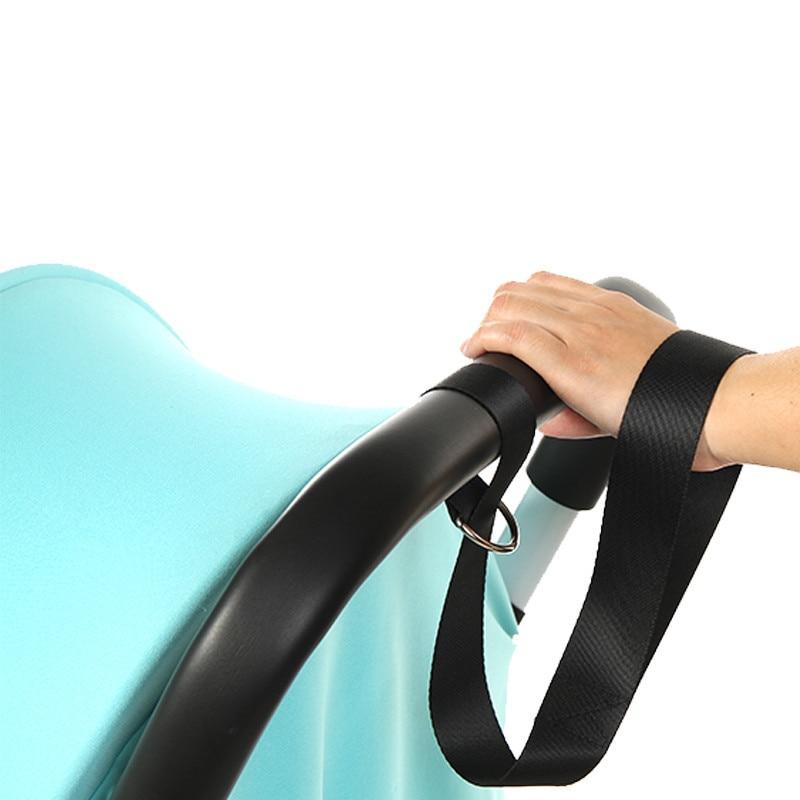 cochecito de bebé anti-perdida de seguridad cinturón de muñeca accesorios de cochecito correa de gancho antideslizante cadena de cuerda antideslizante arnés