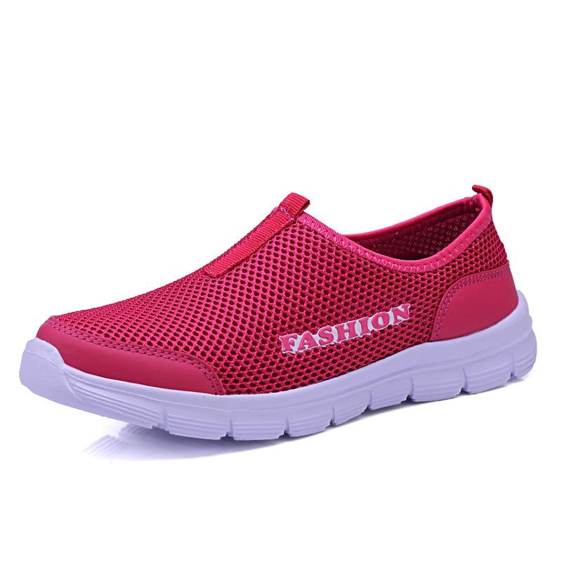 الصيف صافي أحذية الرجال تنفس مزيل - احذية رجالية