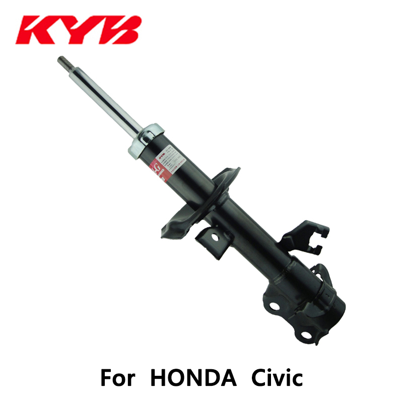 KYB car front shock absorber 341223 for HONDA Civic auto parts kyb car right front shock absorber 339232 for toyota highlander auto parts