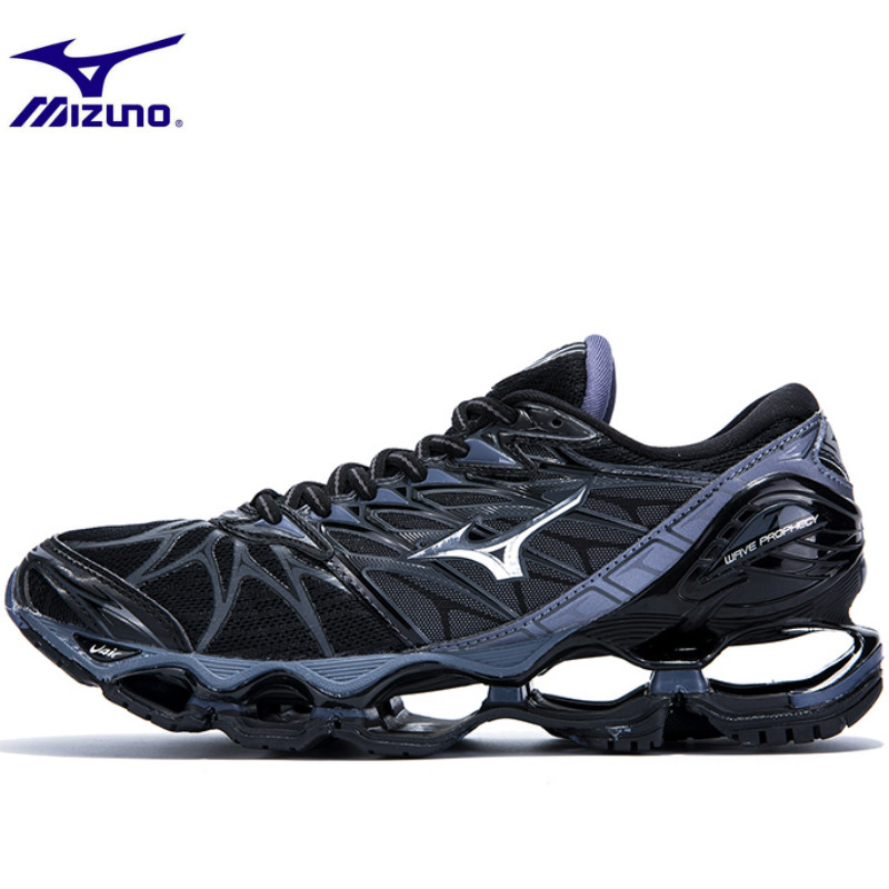 Mizuno Wave Prophecy 7 Professional Men Shoes 5 Colors Mesh Breathable Sports Shoes Weightlifting Shoes Lace-up Homem SapatoMizuno Wave Prophecy 7 Professional Men Shoes 5 Colors Mesh Breathable Sports Shoes Weightlifting Shoes Lace-up Homem Sapato