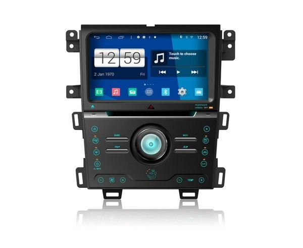 S   Car Dvd Player For Ford Edge Manual Air Version