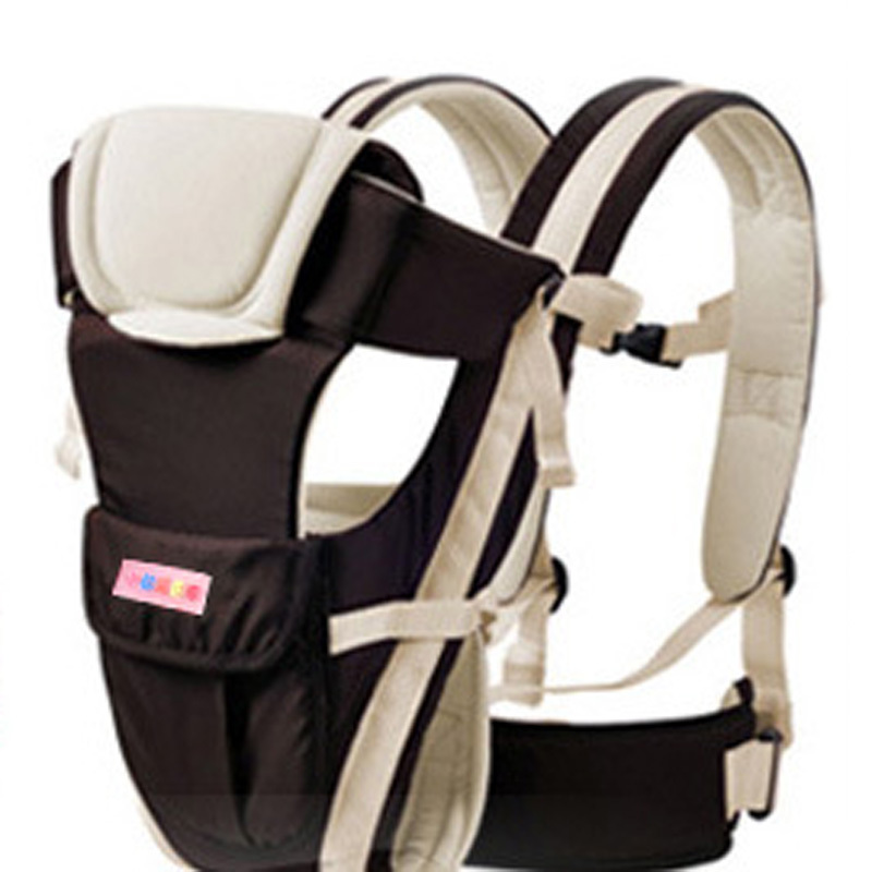 Tian He Co., Ltd Baby Carrier Kids Kangaroo Cotton Carrying Children Baby Ring Front Backpack Sling Wrap Hip Seat -- 05MKD014 PT49
