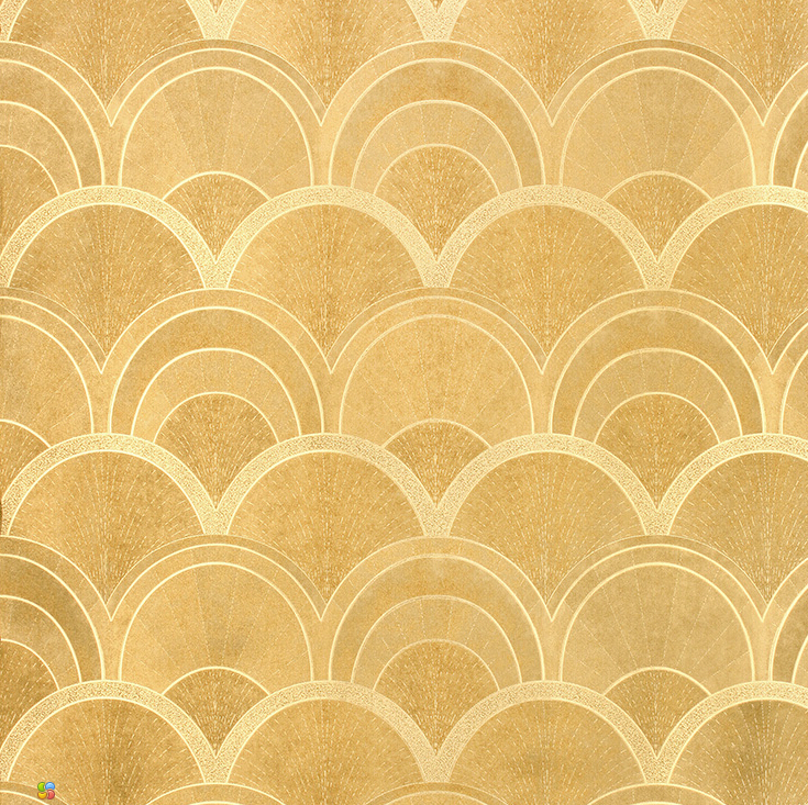 Gold wallpaper for walls hd wallpapers blog for Luxury 3d wallpaper