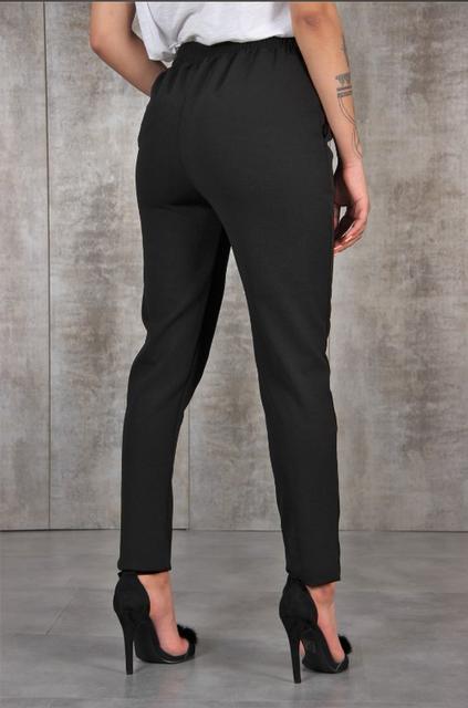 pantalones de cinturon para mujer