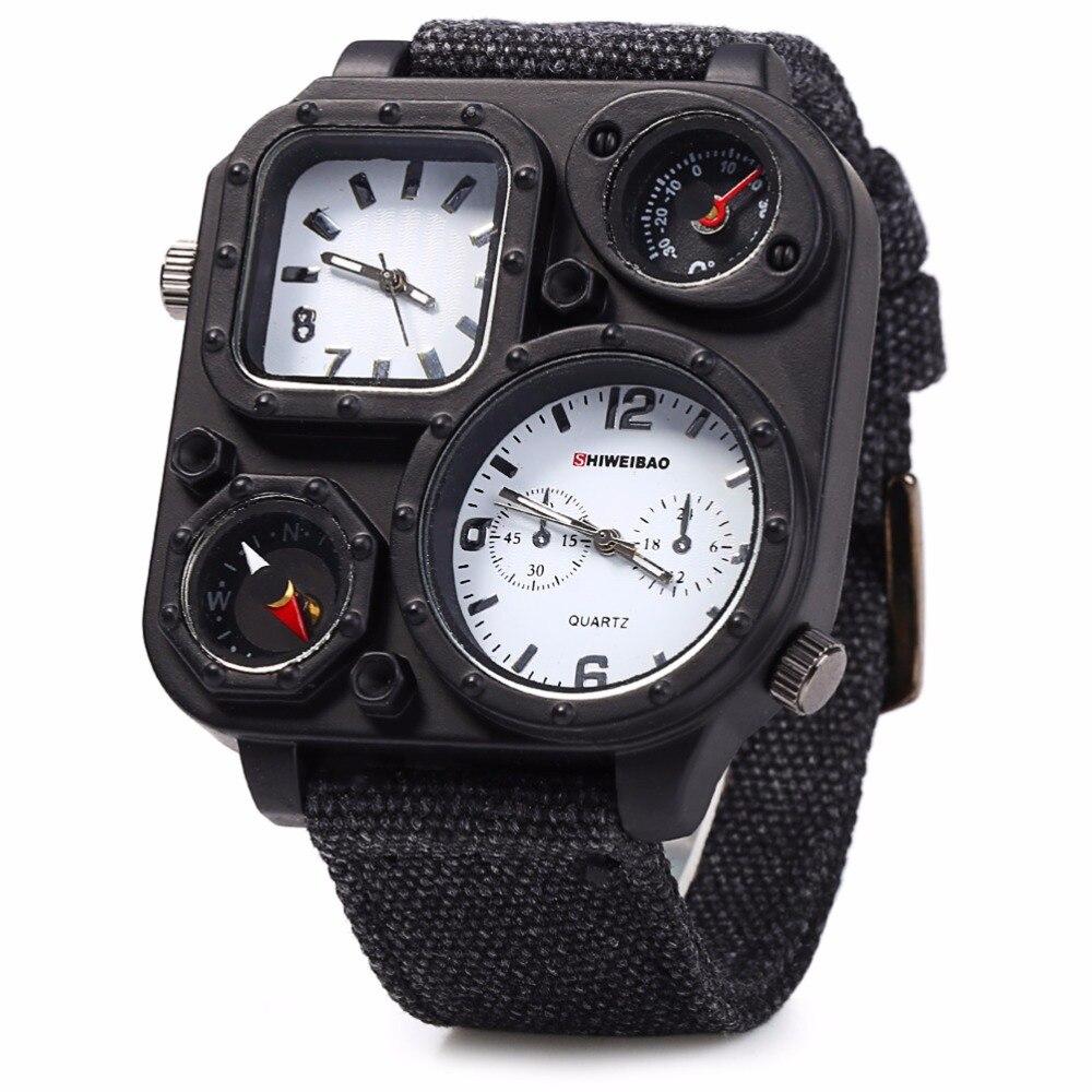 Canvas J1169 Laatste Horloges