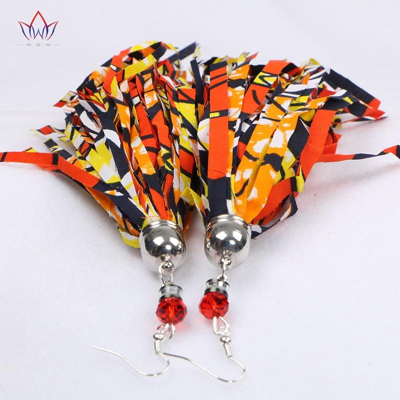 2017 Hot Sale Mode Afrika Rumbai Anting-Anting Gaya Boho Handmade - Pakaian nasional - Foto 6
