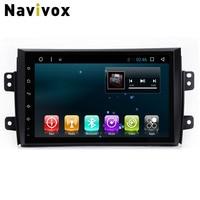 Navivox 10 2 Din Android 6 0 Car GPS Navigation Stereo Audio Player For VW RAM1G
