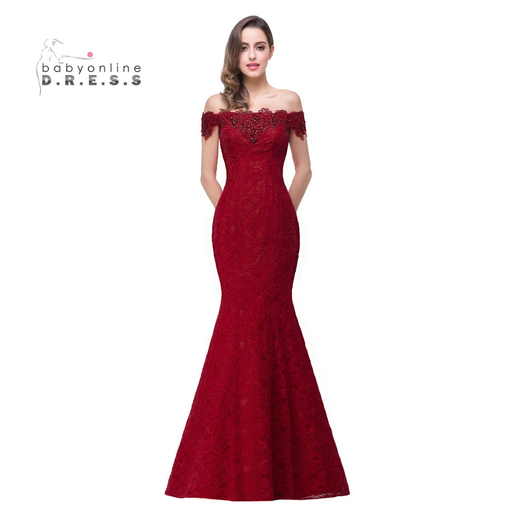 Red Evening Dress Promotion-Shop for Promotional Red Evening Dress ...