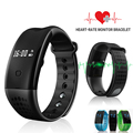 Smart Bracelet Band W2S Blood Oxygen Heart Rate Monitor Smart Wristband IP67 Pedometer Fitness Tracker For IOS Android