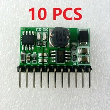 10PCS 3.7V 4.2V Charger & 5V 6V 9V 12V Discharger Board DC DC Converter Boost Step-up Module UPS diy Li-lon LiPo lithium battery