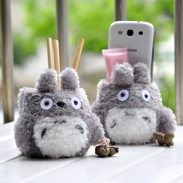 Perfect Cute Pen Holder My Neighbor Totoro Pencil Holders Desk Organizer Storage  Stationery Zakka Office Material School