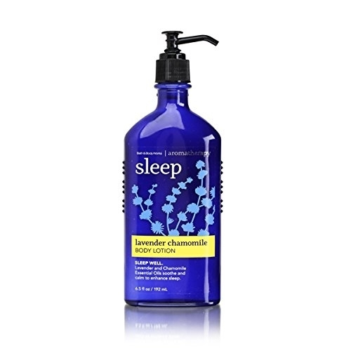 Bath Body Works Aromatherapy Sleep Lavender Chamomile 6.5 oz Body Lotion