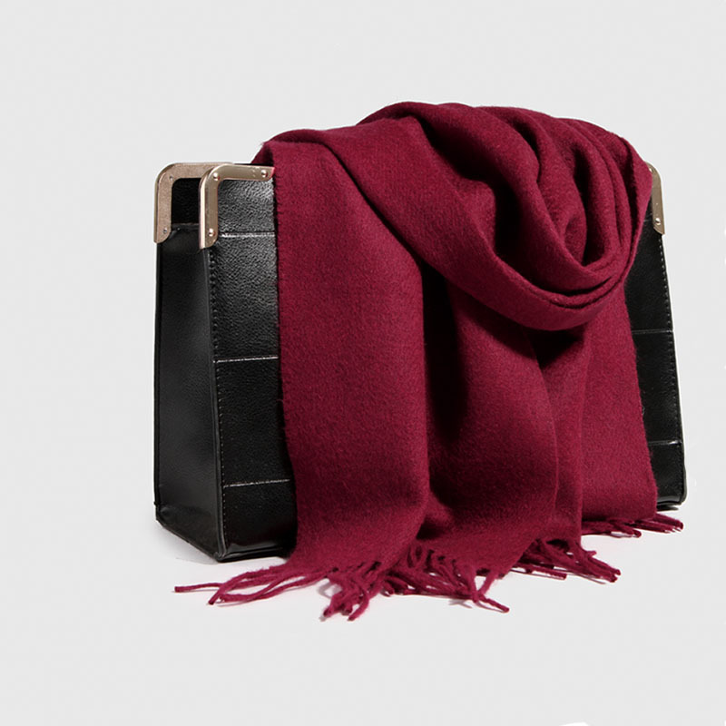 Free Shipping 2017 New Styles High Quality Man Scarves Female Sacrf Solid Color Cashmere Scarves Big Shawl 100%pashmina
