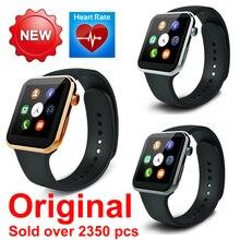 2015 New Smartwatch A9 Bluetooth Smart uhr für Apple iPhone & Samsung Android Telefon relogio inteligente reloj smartphone uhr