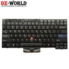 Новый оригинальный английская (США) клавиатура для lenovo Thinkpad X220 X220i X220T (X220 планшеты) Клавиатура Teclado 45N2141 45N2211 45N2071 45N2106