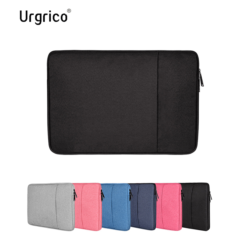 <font><b>Laptop</b></font> Bag case For Macbook Air Pro Retina 11 12 <font><b>13</b></font> 14 15 15.6 <font><b>inch</b></font> <font><b>Laptop</b></font> <font><b>sleeve</b></font> Tablet Case Cover for HP Dell notebook case image